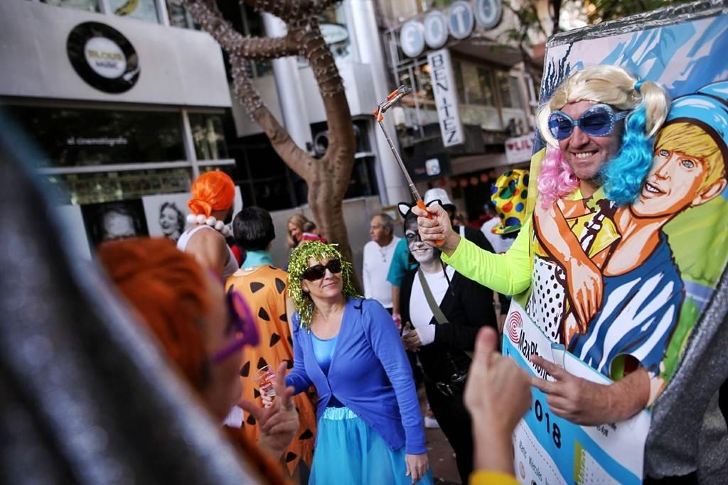 carnaval Día domingo 9