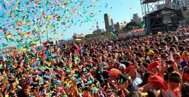 Carnaval de Día. / FOTO: Andrés Gutiérrez