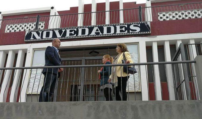 El histórico cine Novedades será un espacio sociocultural