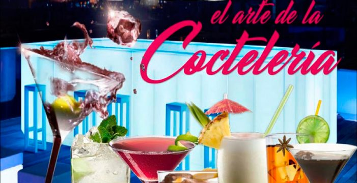 Talleres de coctelería en Tu Trébol de Santa Cruz
