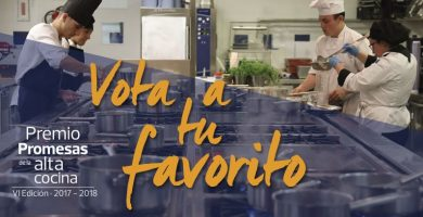 Seis canarios aspiran al VI Premio Promesas de Le Cordon Bleu