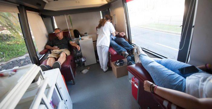 CC.OO. denuncia que el servicio de la donación de sangre será privatizado
