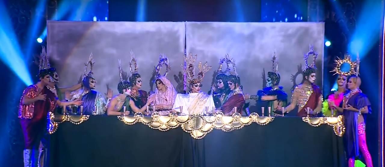 Resultado de imagen de drag sethlas ultima cena