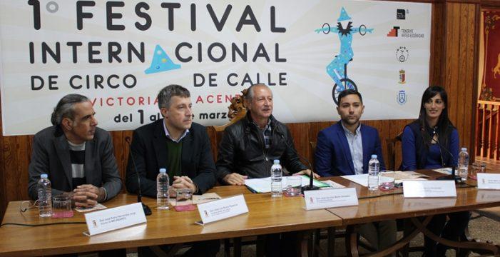 'Malabares' convertirá La Victoria en el primer circo de calle del Norte