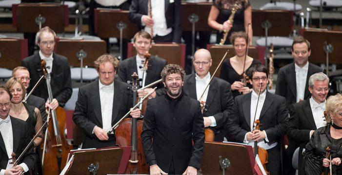 El Festival de Música de Canarias puso anoche el broche final en el Auditorio