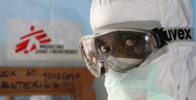 Médicos Sin Fronteras. / EP