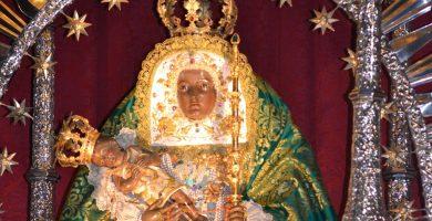 Virgen de Candelaria. / EP