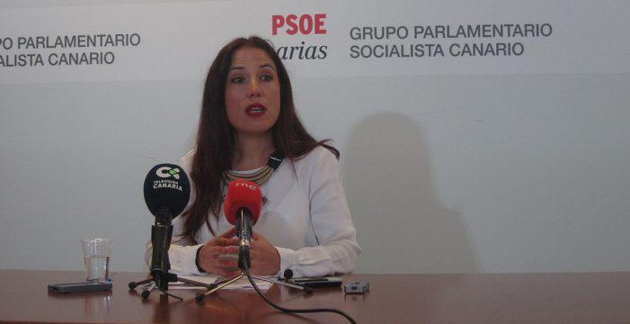 """Hernández (PSOE) ve """"vergonzoso"""" el enfrentamiento entre CC y PP sobre el convenio de carreteras"""