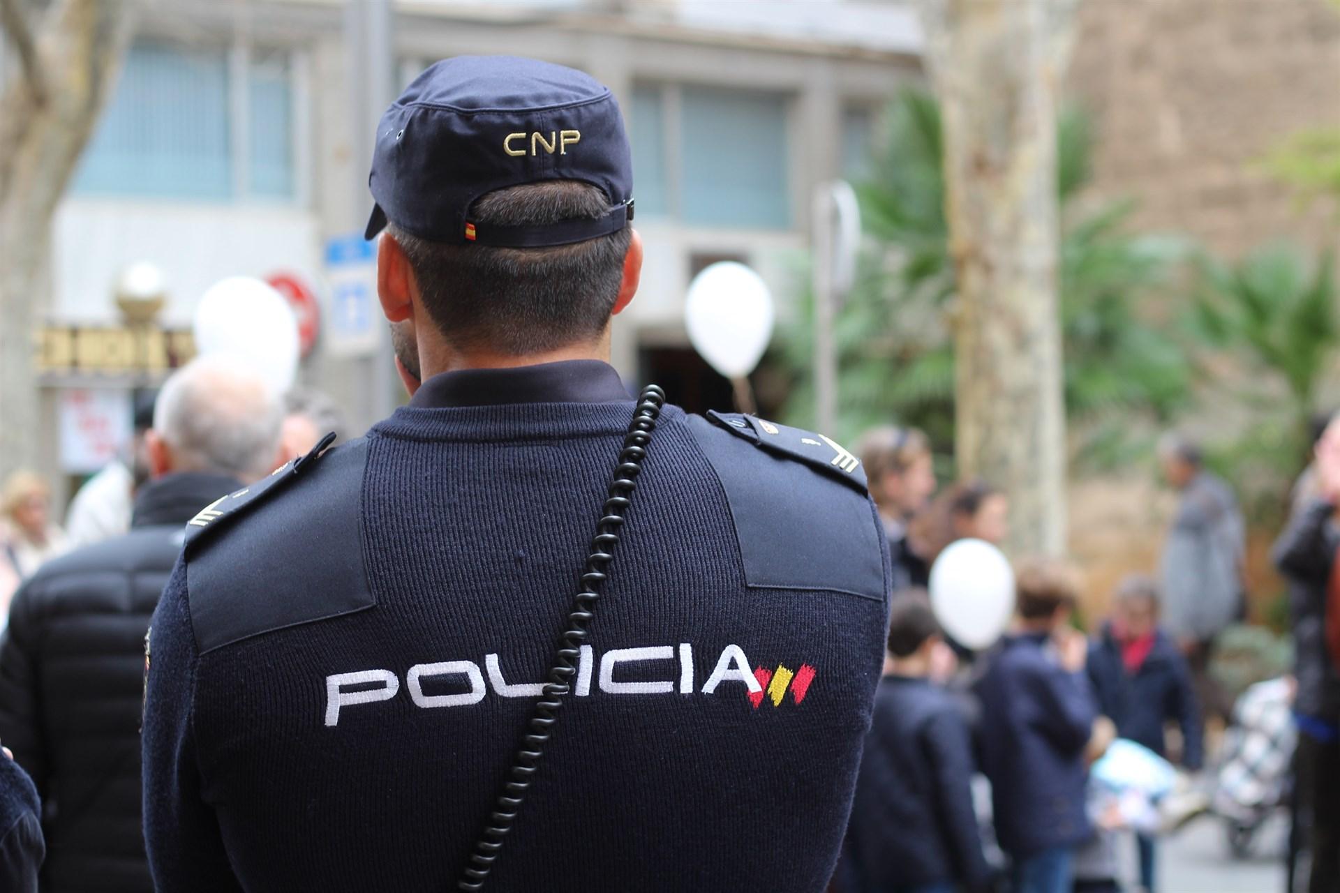 Policía Nacional. / EP