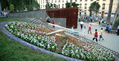 Parque García Sanabria. / EP