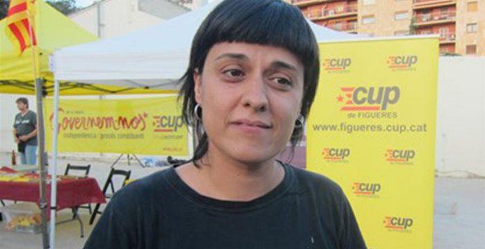 Anna Gabriel, exdiputada de la CUP, planta al juez y se queda en Suiza