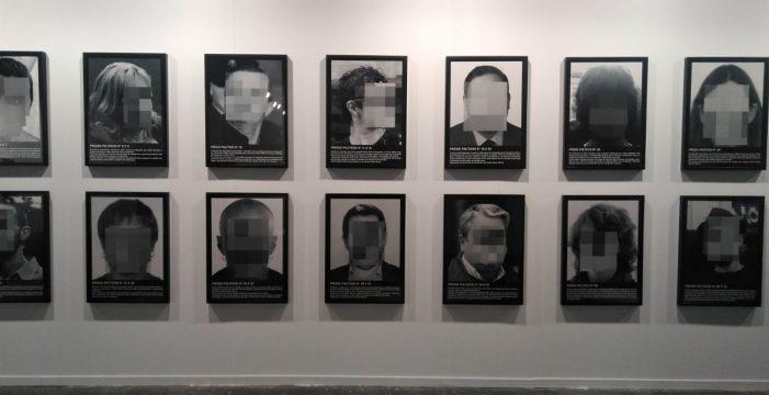 Retiran de ARCO una obra por mostrar a Junqueras y a 'los Jordis' como presos políticos