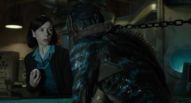 Demandan a Guillermo del Toro por plagio en 'La forma del agua'