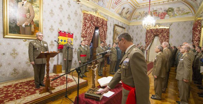 """El nuevo jefe del Mando de Canarias aboga por sacar todo el """"potencial"""" a las tropas de las islas"""