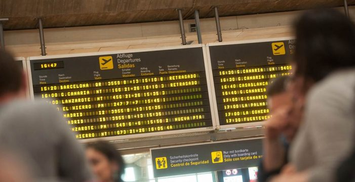 Ryanair eleva el número de afectados por la huelga a 75.000 en España y 100.000 en Europa