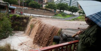Finalizan las alertas por lluvias en Canarias
