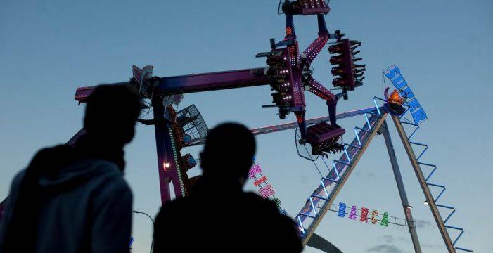 La feria del Carnaval chicharrero abre este viernes con 84 atracciones