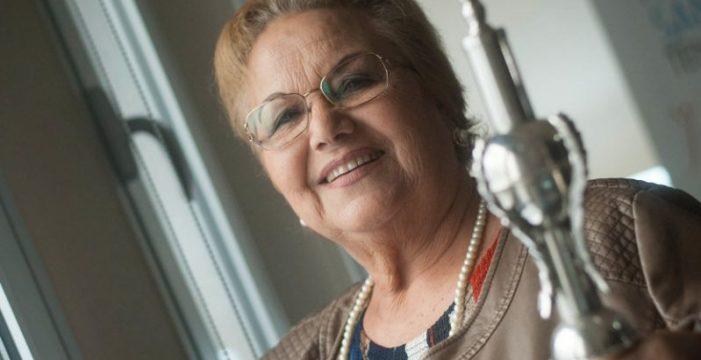 """Marta Morales Paz, Reina de los Mayores del Carnaval: """"Nunca soñé con ser reina de nada, sino de mi casa"""""""