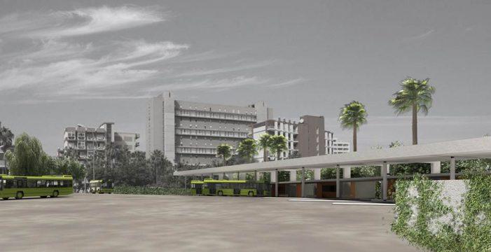 El Cabildo adjudica por  2,1 millones la obra de la nueva estación de guaguas