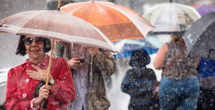 La borrasca llega a Canarias con incidencias en carreteras e inundaciones