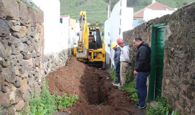 Inversión de 50.000 euros para las obras en Puente de Palo y el callejón Ginoria