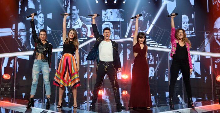 La gala final de Operación Triunfo podrá verse en salas de cine Meridiano