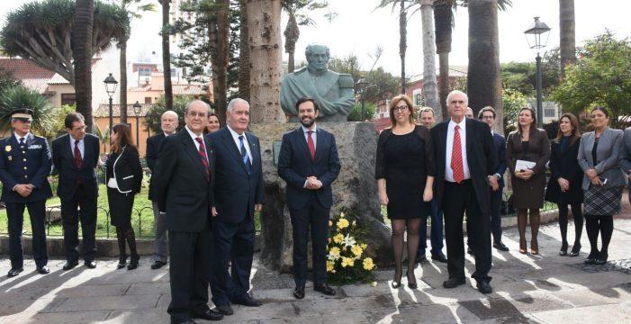 La ciudad salda su deuda con el científico Agustín de Betancourt