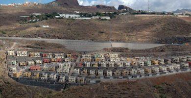 El Ministerio de Defensa inició el año pasado la expropiación forzosa de los terrenos de Hoya Fría. M. P. P.