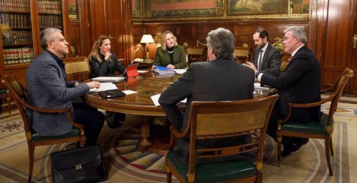Cambios de última hora abortan un acuerdo pleno sobre el REF