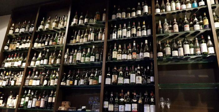 Angelita Madrid, un restaurante que apuesta por los vinos