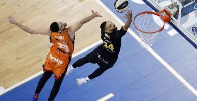Los aurinegros demostraron en el encuentro de cuartos ante el Valencia que pueden ganar a cualquier equipo en esta Copa del Rey. ACB Media