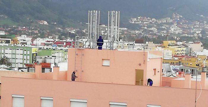 La instalación de la antena en El Coromoto se paraliza hasta que se haga un estudio