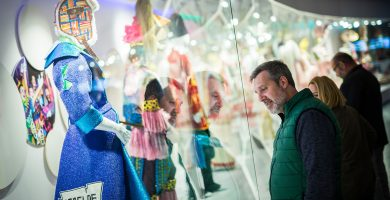 La Casa del Carnaval acogió la presentación del balance de la fiesta, el mismo lugar que en los próximos días pasará a renovar toda su exposición. Andrés Gutiérrez