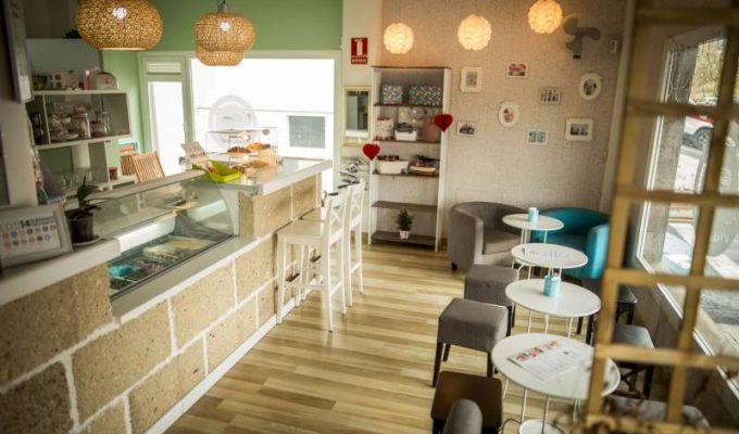 Nueva Pastelería Tentaciones: Artesanal, natural y diferente