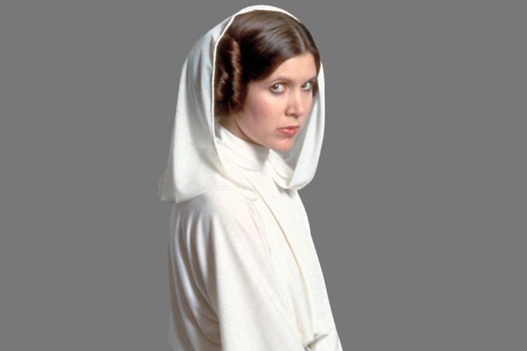 La princesa Leia. / LUCAS FILMS