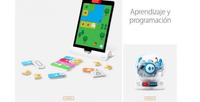 Apple escoge un colegio de Gran Canaria para desarrollar un programa piloto de programación