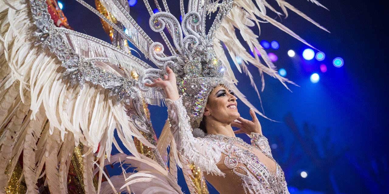 Reina del Carnaval Santa Cruz 2018