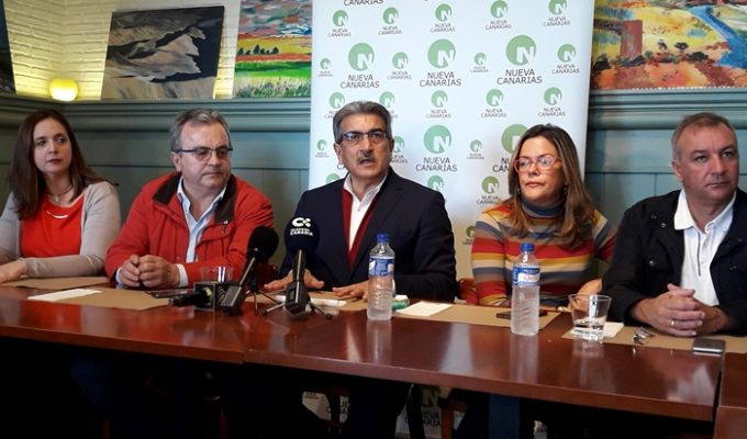 Rodríguez denuncia la ineficacia para atender las urgencias de La Palma