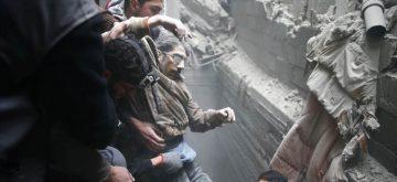 La ONU exige la inmediata intervención humanitaria en Siria