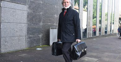 Francisco Clavijo declara durante más de cuatro horas por el caso Grúas