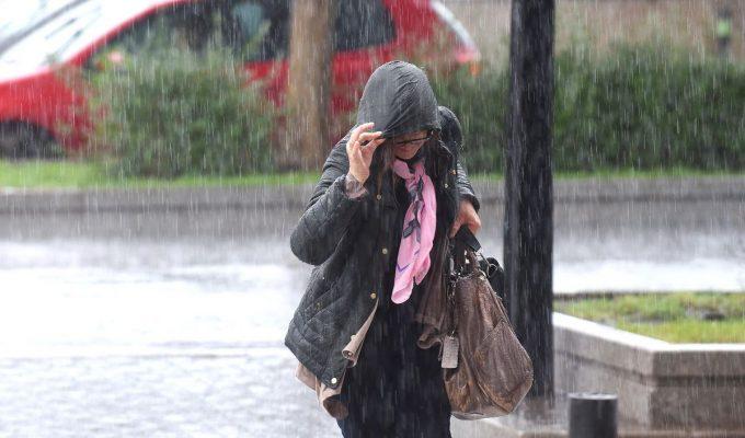 La Palma estará este lunes en aviso amarillo por fuertes precipitaciones