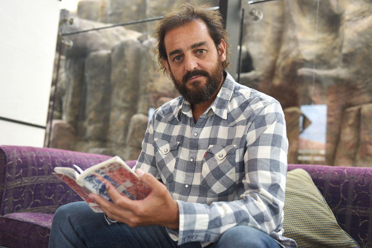 Roberto Bubas, conservador marino y experto en orcas. Sergio Méndez