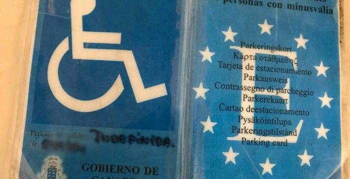 El 70% de los PMR (plazas de movilidad reducida) en Santa Cruz no son accesibles