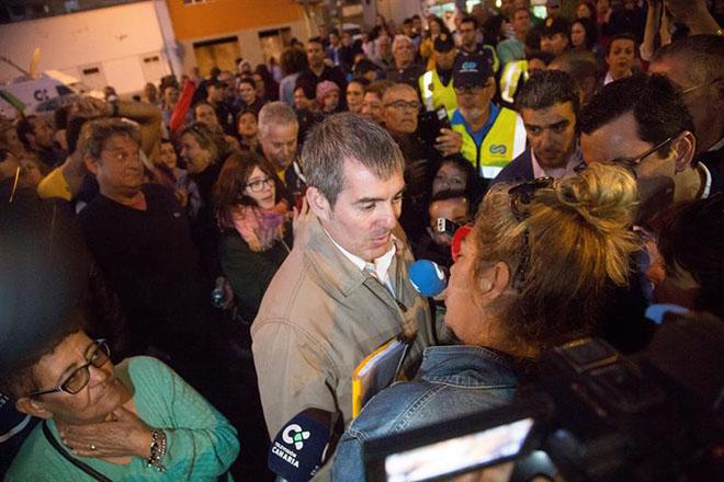 Fernando Clavijo en Gran Tarajal (Fuerteventura) | Canariasahora.com