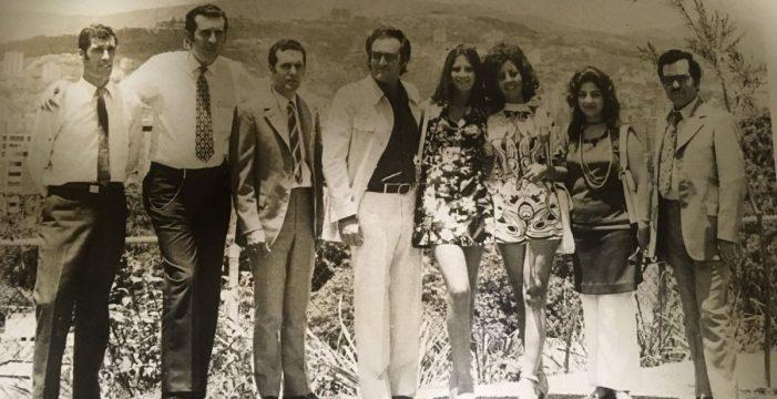 Los extraordinarios  años 70