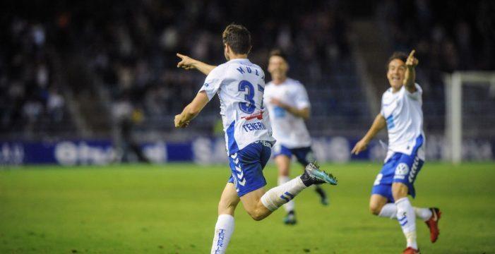 Final: Rayo Vallecano – CD Tenerife (3-1)