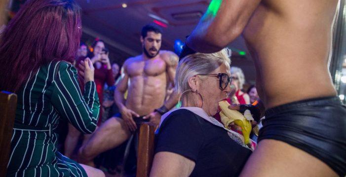 La Fiscalía no ve delito en la cena erótica de mujeres del barrio de Fátima, en Güímar