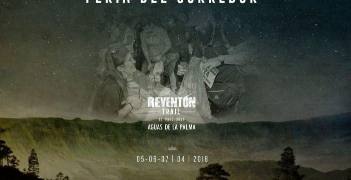 La Feria del Corredor será el centro neurálgico de Reventón Trail Aguas de La Palma