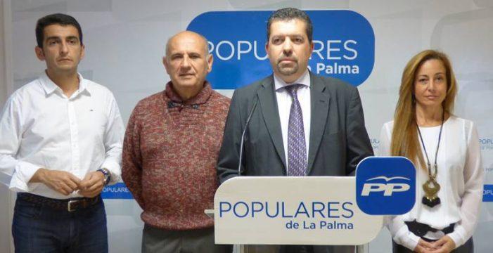 El PP enmienda en 300.000 euros el presupuesto de la capital
