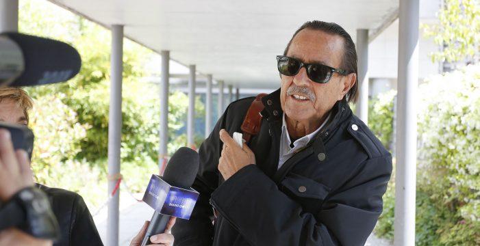 Julián Muñoz, ingresado de urgencia en un hospital